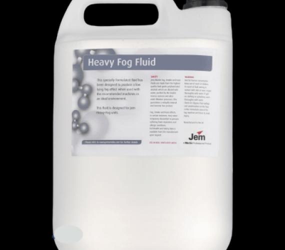 Жидкость для генератора тяжелого дыма Jem Low-Fog Fluid, 5л