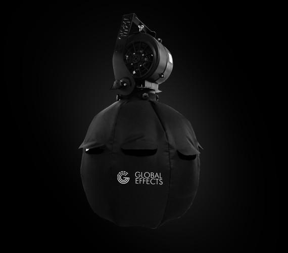 Подвесная конфетти-машина EASY Swirl Light (шар)