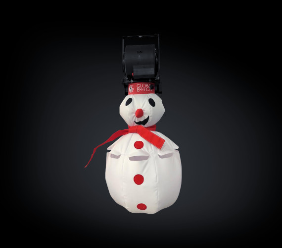 Подвесная конфетти-машина EASY Swirl Snowman (снеговик)