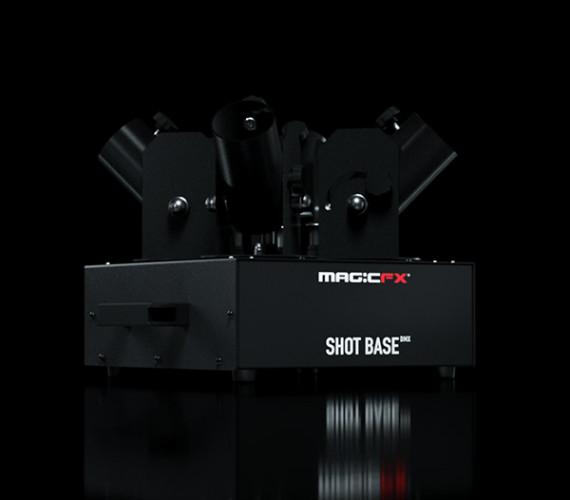 MAGICFX SHOT BASE DMX Устройство для запуска конфетти и серпантина