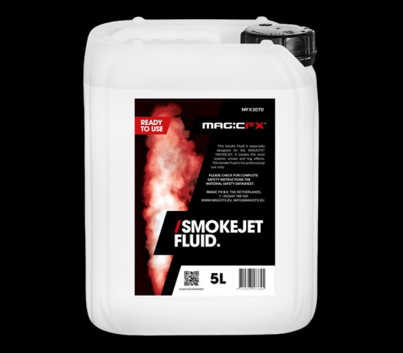 Жидкость для генератора вертикального дыма MAGICFX SMOKEJET Fluid 5л