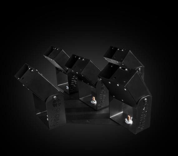 Комплект из 5 пневматических пушек Power Shot
